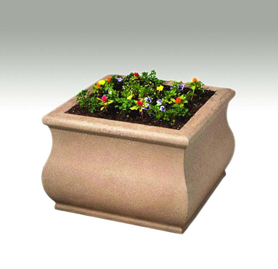 square planter product #3032