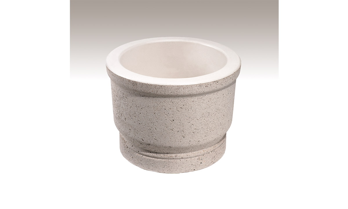 Round planter product #3038