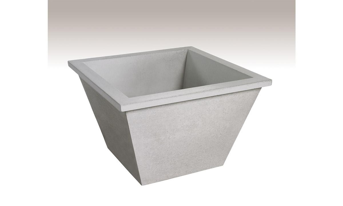 Square planter product #3052