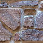 Rustic Fieldstone Maple