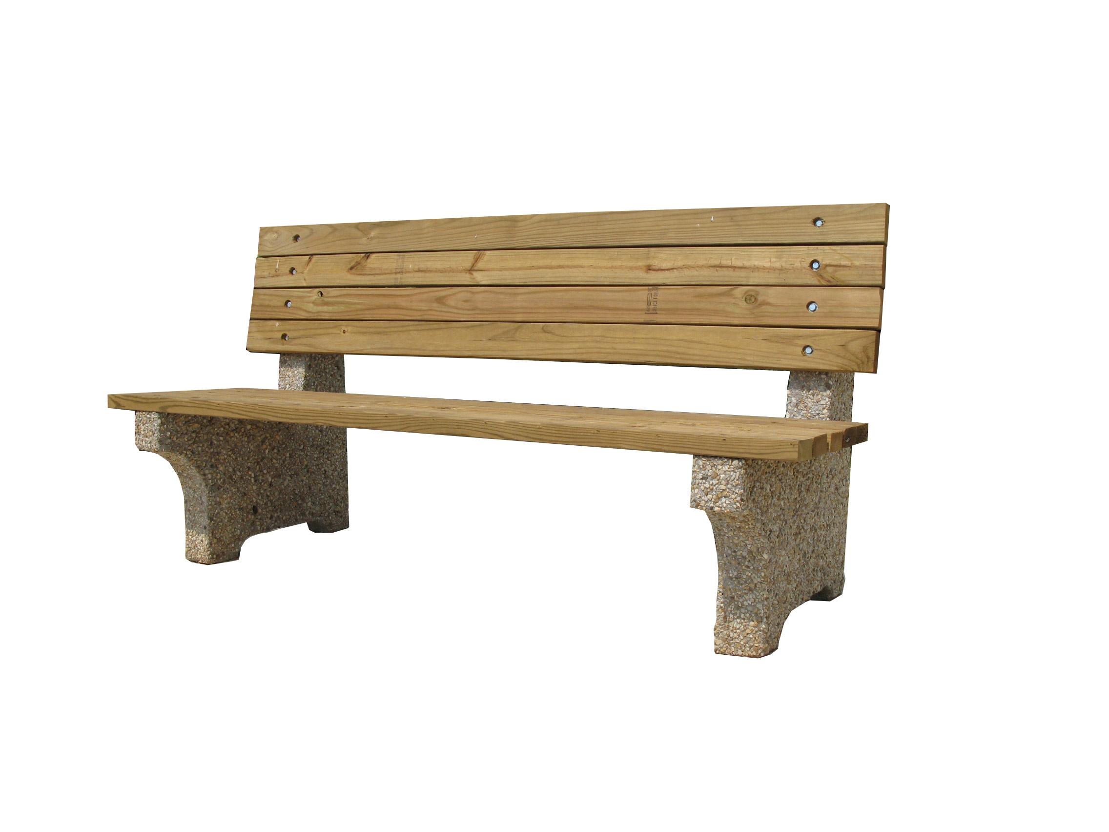 Park Bench #1019